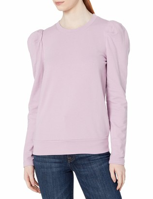 Jessica Simpson Women's Mia Puff Sleeve Knit Top Pullover