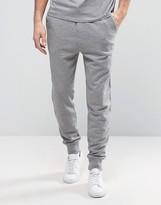 BOSS ORANGE by Hugo Boss Slim Fit Sweatpants in Gray Marl