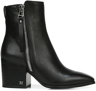 Sam Edelman Carlysle Leather Ankle Boots