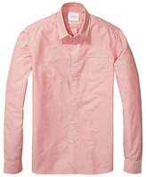 Scotch & Soda Oxford Shirt, Hot Lips
