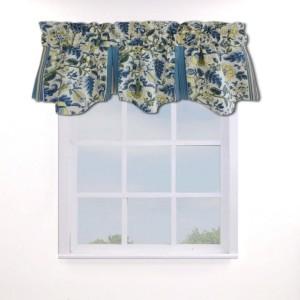 Waverly Imperial Dress Porcelain Window Valance