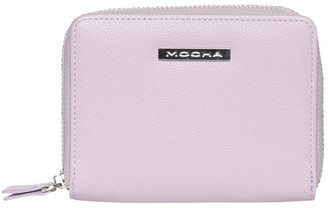 Mocha Josie Small Wallet - Lavender