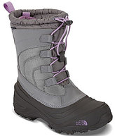 The North Face Girl's Alpenglow IV Waterproof Lace Up Boot