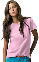 Hanes Relax Fit Jersey Tee 5.2 oz (Set of 4) (Women's)