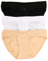 Motherhood Maternity Hipster Panties (3 Pack)