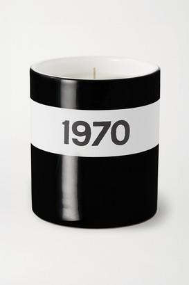 Bella Freud 1970 Scented Candle, 400g - Black