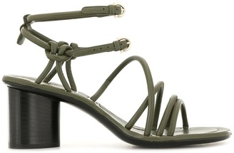Salvatore Ferragamo Open-Toe Sandals