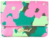 Muveil floral print purse - women - Muskrat - One Size