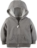 Carter's Baby Boy French Terry Full-Zip Hoodie