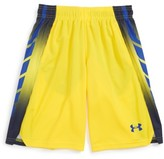 Under Armour Boy's Select Heatgear Shorts