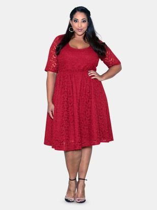 Sealed With A Kiss Harlow Lace Dress