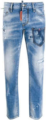 DSQUARED2 Rave On jeans