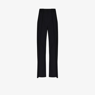 MM6 MAISON MARGIELA Pinstripe Tailored Trousers