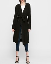 Express Belted Duster Sweater