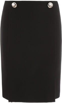 Prada Buttoned Skirt