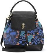 Juicy Couture Silverlake Amazon Floral Bucket Bag