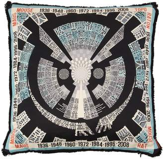 Missoni MOUSE HOROSCOPE COTTON PILLOW