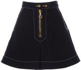 Ellery El Topo Mini Skirt
