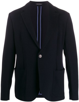 Emporio Armani relaxed sport jacket