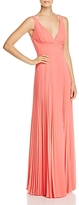 Laundry by Shelli Segal Pleated Gown - 100% Exclusive