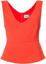 Rachel Comey rear zip tank - women - Polyester - 2