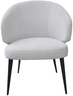 Safavieh Couture Bosco Curved Accent Chair