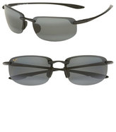 Maui Jim Men's 'Ho'Okipa - Polarizedplus2' Reader Sunglasses - Black / Grey