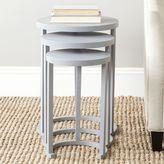 Safavieh 3-piece Sawyer Nesting End Table Set