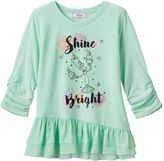 """Disney D-Signed Beauty and the Beast Girls 7-16 Lumiere """"Shine Bright"""" Hatchi Tee"""