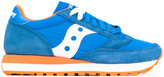 Saucony lace-up sneakers - women - Cotton/Suede/Nylon/rubber - 7