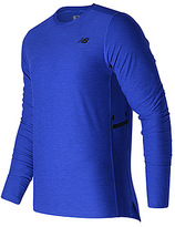 New Balance Men's NB Transit Long Sleeve Top