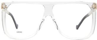 Loewe Filipa Acetate Glasses - White