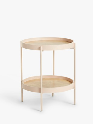 Jax House by John Lewis Large Side Table, Pink