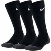 Nike Dri-fit Crew 3 Pack Socks - Boys