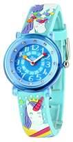Baby Watch Girls' Watch zap licorne