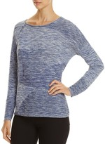 Nic+Zoe Bright Horizion Space Dyed Top