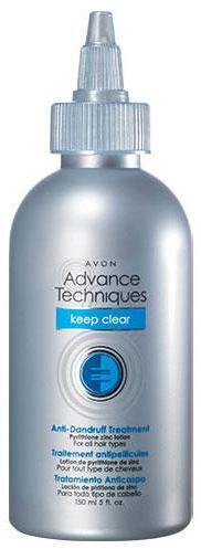 Avon Advance Techniques Keep Clear Anti-Dandruff Treatment