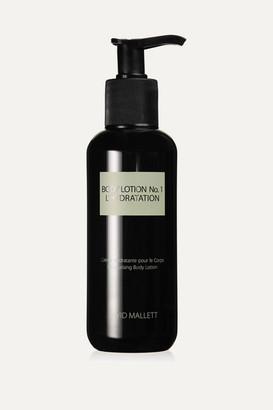 DAVID MALLETT Body Lotion No.1: L'hydration, 250ml