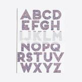J.Crew Factory Kids' Meri Meri glitter alphabet stickers