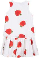 Paul Smith Rejane Strawberry Dress