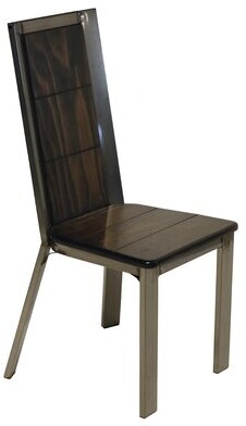 17 Stories Peachey Dining Chair (Set of 2) 17 Stories