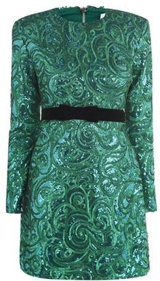 Perseverance Sequin Mini Dress