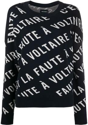 Zadig & Voltaire Anouk jumper