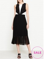Paul Smith Pleat Bottom Cocktail Dress