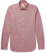 Incotex - Kurt Slim-fit Puppytooth Cotton Shirt
