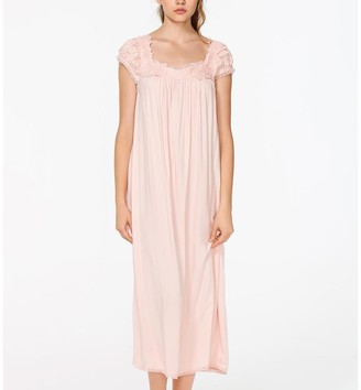 Black Label Cheryl Cap Sleeve Nightgown