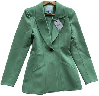 C/Meo Green Jacket for Women