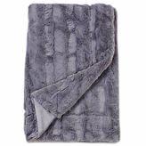 Embossed Faux Mink Blanket