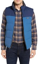 Patagonia Men's 'Bivy' Reversible Down Fill Vest