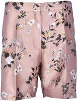 Rochas Floral Print Shorts